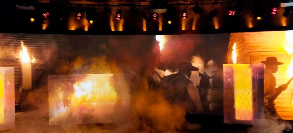 Jamestown Settlement | Technifex Faux Fire