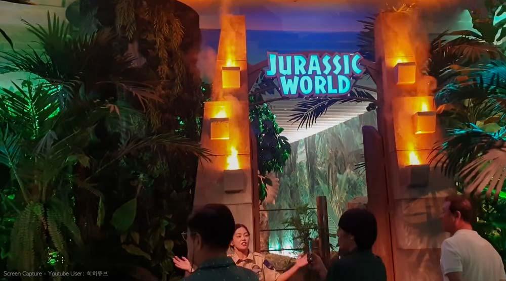 Jurassic Park: The Exhibition | Technifex